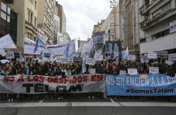 La Justicia ordenó reincorporar a los trabajadores despedidos de Télam