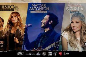 "Se presenta Andrea Rodriguez con ""Nereo"", Banda local tributo a ""La Oreja De Van Gogh"""