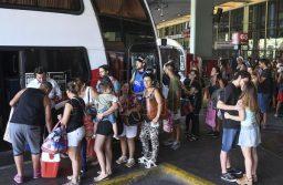 Fin de semana largo: las ventas minoristas cayeron 3,5% a pesar del movimiento turístico