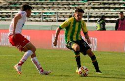 Aldosivi le dio vuelta el partido a Huracán y sumó su primer triunfo en Primera