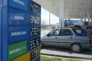 """Anuncian """"precios indicativos"""" para las naftas"""
