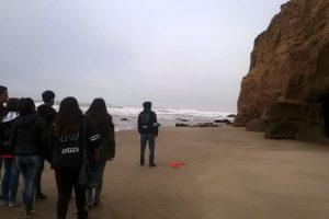 A 9 meses del trágico derrumbe en el que murió una nena de dos años,  señalizan playas