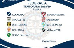 Alvarado viaja con el regreso de Urquiza y sin equipo confirmado