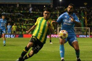 Aldosivi pegó en el final y venció a Belgrano en el Minella