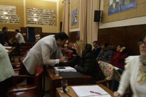 Denuncia por acoso sexual contra Mourelle:  Los pedidospara separarlo del cargo serán resueltos en comisiones
