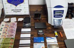 Desbaratan banda que clonaba tarjetas de crédito y débito para estafar a comerciantes de La Costa: ocho detenidos