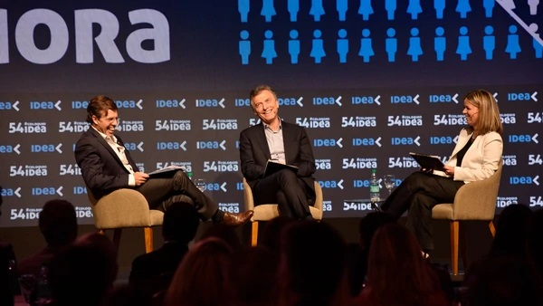 Macri cerró el Coloquio de IDEA entre aplausos de los empresarios y preocupación por la coyuntura