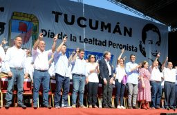 Bien divididos, el peronismo celebró el Día de la Lealtad y marcó que la unidad está lejos