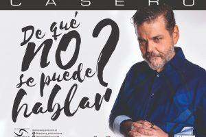 Finalmente Alfredo Casero se presentará en el Teatro Corrientes