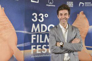 Cumbre de actores en la presentación de la programación del Festival Internacional de Cine de Mar del Plata