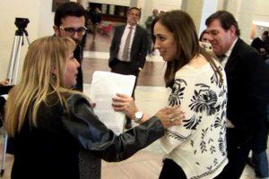 Tarifa social: la Liga de Amas de Casa junto a Macri y Vidal en el Coloquio de IDEA