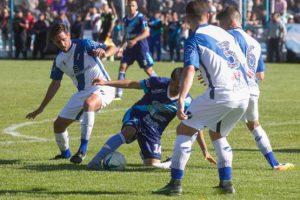 Alvarado cayó en Viedma pero sigue como único puntero en el FederalA