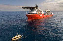 """ARA San Juan: el buque a cargo de la búsqueda retoma el operativo para analizar un objeto """"de 60 metros de longitud"""""""