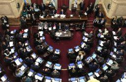 El Senado convirtió en ley el Presupuesto 2019