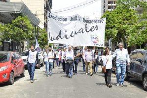Judiciales bonaerenses van al paro en reclamo de paritarias y aumento acorde a los niveles de inflación
