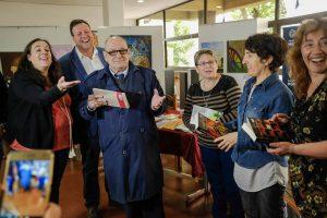 El Municipio entregó hoy cerca de 1500 libros y ya son $6 millones los invertidos en las Bibliotecas municipales