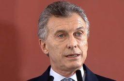"""Macri: """"El año que viene la Argentina va a confirmar que entendió que éste es el rumbo"""""""