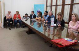 La mesa del diálogo del basural se reunió con concejales marplatenses
