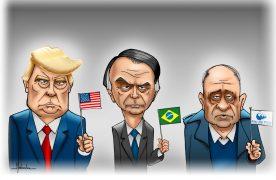 Cómo funciona la política en modo Bolsonaro