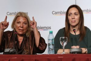 """Carrió, dura con el plan para desdoblar elecciones provinciales: """"Son todos oportunistas"""""""