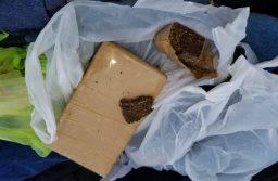 Operativo Sol: cinco detenidos y dos kilos de marihuana secuestrados en la Autovía 2