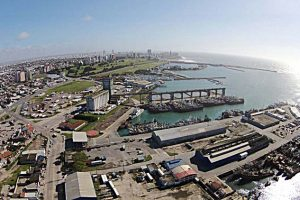 Inauguran aulas de capacitación en el puerto de nuestra ciudad