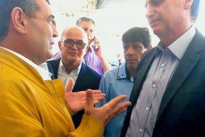 En un mes, el salteño Alfredo Olmedo se mostró con Bolsonaro, Cecilia Pando y Carlos Arroyo