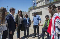 """Vidal  recorre distritos del sur y sudoeste bonaerense: """"La gente espera que le demos respuestas concretas"""""""