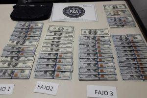 Perdió un bolso con 30.000 dólares en el aeropuerto de Mar del Plata y logró recuperarlo