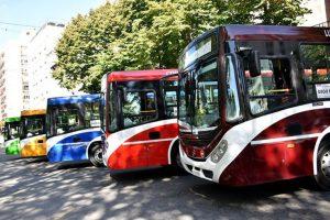 Paro total de transporte urbano de pasajeros