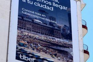 En plena temporada, la guerra por Uber se mudó a Mar del Plata