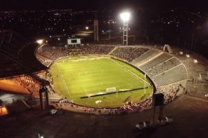 Mar del Plata vivió otro partido futbolístico con ambas hinchadas y sin inconvenientes