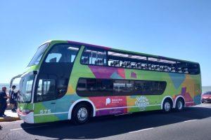 El Bus Turístico Itinerante #veranoenlaprovincia comenzó su recorrido