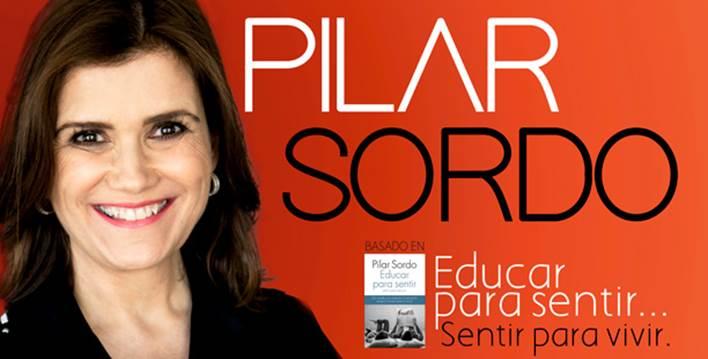 Pilar Sordo presenta «Educar para sentir, sentir para vivir»