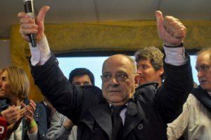 La reelección de Arroyo y CAMBIEMOS: descarriló el tren fantasma
