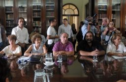 Vidal y los docentes se verán hoy las caras por primera vez este 2019 para discutir aumento salarial