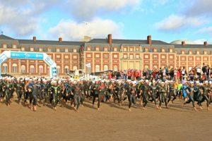 El domingo se corre el Triatlón Olímpico en Mar del Plata