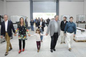 Inauguran nueva planta industrial en Tandil y destacan el vínculo público y privado