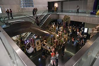 MAR: Noche de los Museos en el Museo de Arte Contemporáneo