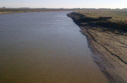 Encuentran muertos a dos pescadores en el Río Salado a la altura de Castelli