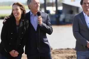 Encuesta en Provincia: María Eugenia Vidal le gana a Mauricio Macri por más de 10 puntos