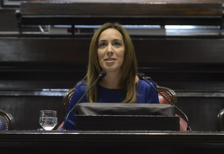María Eugenia Vidal ratificó que la obra pública, la educación, la salud y la lucha contra las mafias serán los objetivos de su cuarto año de mandato