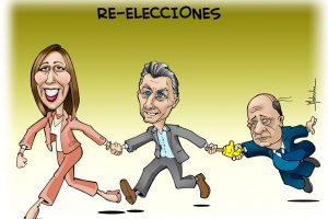 El síndrome Arroyo llegó al Congreso de la Nación en modo espejo