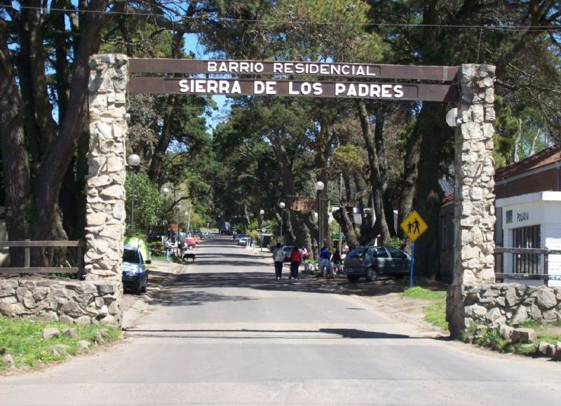 EDEA reestructura red eléctrica en Sierra de los Padres