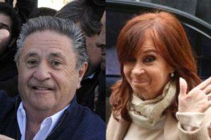 Cristina Kirchner y Eduardo Duhalde, ¿en la casa de Hugo Moyano?