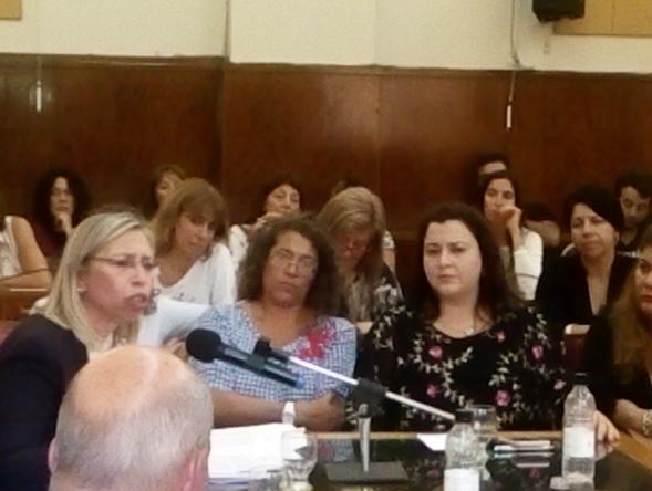 "Jueza de Familia Alejandra Obligado: ""A la Corte y al Ejecutivo Bonaerense no les interesa la violencia doméstica"""