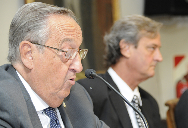 Tandil: Equilibrio fiscal, obras y los desafíos futuros, principales lineamientos del discurso del intendente Lunghi