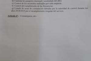 Boleto: por mayoría el HCD cedió al intendente las facultades solicitadas para destrabar el conflicto