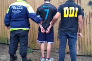 Atraparon al motochorro acusado de matar por la espalda a hombre de 52 para robarle la moto en Mar del Plata
