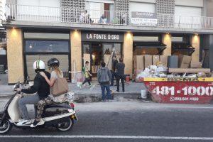 Gastronómicos abre en Bahía Varese con la Fonte D´ Oro